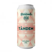 Península/ Cyclic Beer Farm Tàndem