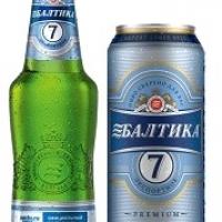 Baltika 7 Export
