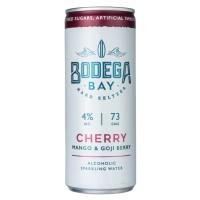 Bodega Bay Hard Seltzer Cherry Mango & Goji Berry