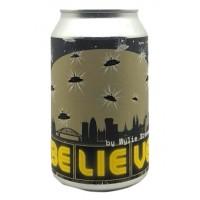 Wylie Brewery Be Lie Ve