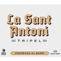 Moritz / Barna Brew La Sant Antoni Tripel