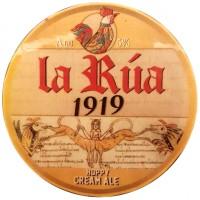 La Rúa 1919 Hoppy Cream Ale