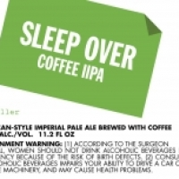 To Øl / Mikkeller Sleep Over Coffee IIPA