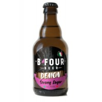 B Four Beer Demon