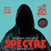 As Spectre Bourbon Barrel Aged