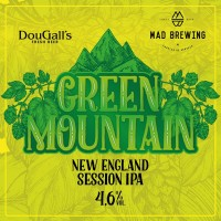 Mad Brewing / Dougall's Green Mountain