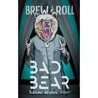 Brew & Roll Bad Bear