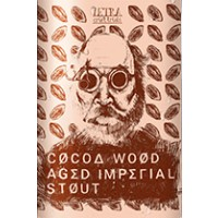 Letra Cocoa Wood Aged Imperial Stout
