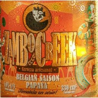 Zambo Creek Belgian Saison Papaya