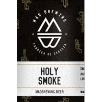 Mad Brewing Holy Smoke