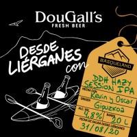 Dougall's / Basqueland DDH Hazy Session IPA