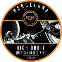 Edge Brewing / Brew Division High Orbit