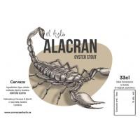 El Ayla Alakran Oyster Stout