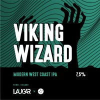 Laugar / North Brewing Viking Wizard