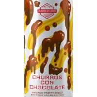 Basqueland Churros Con Chocolate São Tomé Cacao Edition