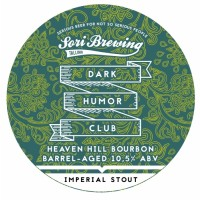 Sori Dark Humor Club Heaven Hill Bourbon BA