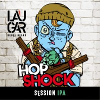 Laugar Hop Shock Californian Pale Ale