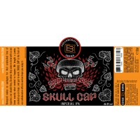 Edge Brewing / Boneyard Beer Skull Cap