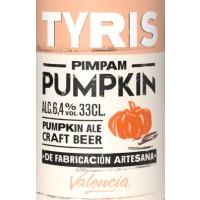 Tyris Pim Pam Pumpkin