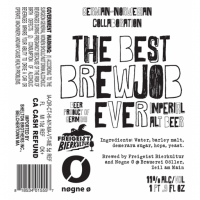 The Best Brewjob ever