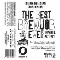 Freigeist / Nøgne Ø The Best Brewjob Ever