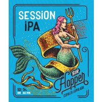 Sir Hopper Session IPA