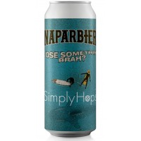 Naparbier / Simply Hops Lose Somethin' Brah?