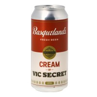 Basqueland Cream of Vic Secret