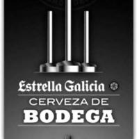 Estrella Galicia Cerveza de Bodega