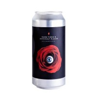 Garage Beer Co / J. Wakefield Dark Times & Difficult Places