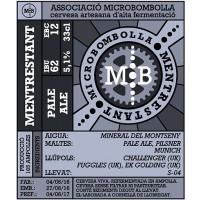 Microbombolla Mentrestant