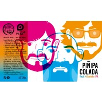 Brew & Roll / La P'tite Maiz Piñipa Colada