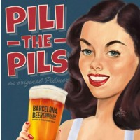 Barcelona Beer Company Pili The Pils
