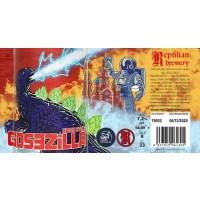 Reptilian / Brew Division Gosezilla
