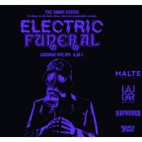 Laugar / NaparBCN The Doom Series Electric Funeral