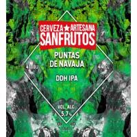 Sanfrutos Puntas de Navaja