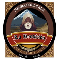 La Bendición Negra Doble Ale