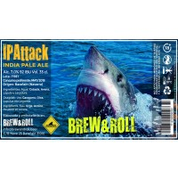 Brew & Roll IPAttack