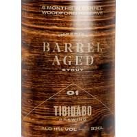 Tibidabo Brewing Barrel 01 Bourbon barrel Aged