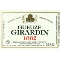 Girardin Gueuze 1882 White Label