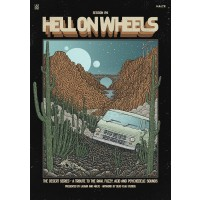 Laugar / Malte The Desert Series: Hell On Wheels