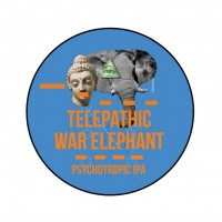The Flying Inn Telepathic War Elephant