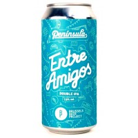 Península / Brussels Beer Project Entre Amigos