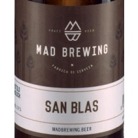 Mad Brewing San Blas