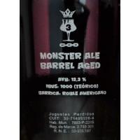 Juguetes Perdidos American Barley Wine Barrel Aged