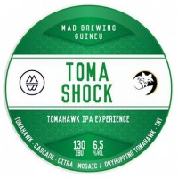 Mad Brewing / Guineu Toma Shock