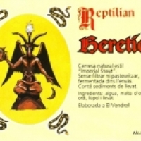 Reptilian Heretic Imperial Stout
