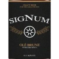 Signum Ole Brune Nitro Dry Stout