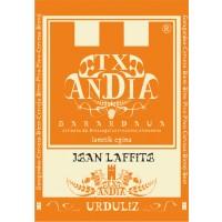 Etxeandia Jean Laffite Pumpkin Ale