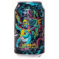 BrewDog Nine to Five Wizard